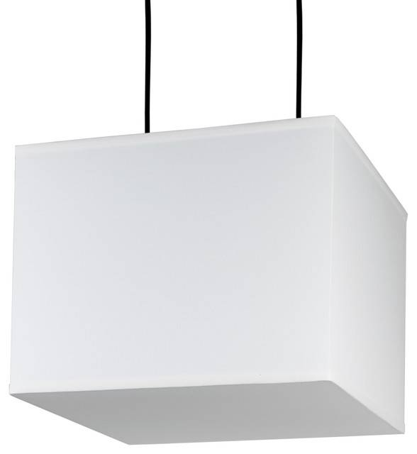 Inspiration about Rex Square Large Pendant Light – Modern – Pendant Lighting – Intended For Newest Square Pendant Light Fixtures (#6 of 15)
