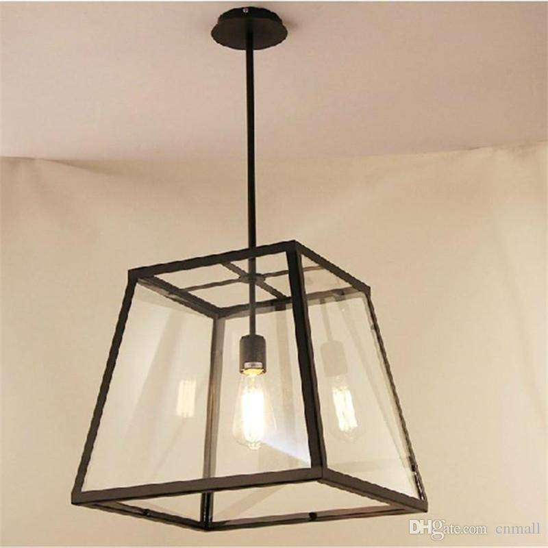 Rh Lighting Loft Pendant Light Restoration Hardware Vintage Throughout 2018 Glass Pendant Lights With Edison Bulbs (#9 of 15)