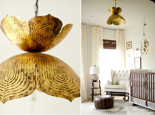 Room Of The Week: The Most Glorious Nursery You'll Lay Eyes On Throughout Recent Pendant Lights For Nursery (#14 of 15)
