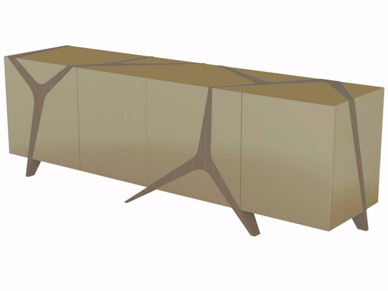 Inspiration about Rosace | Sideboard Les Contemporains Collectionroche Bobois Regarding Latest Roche Bobois Sideboards (#4 of 15)