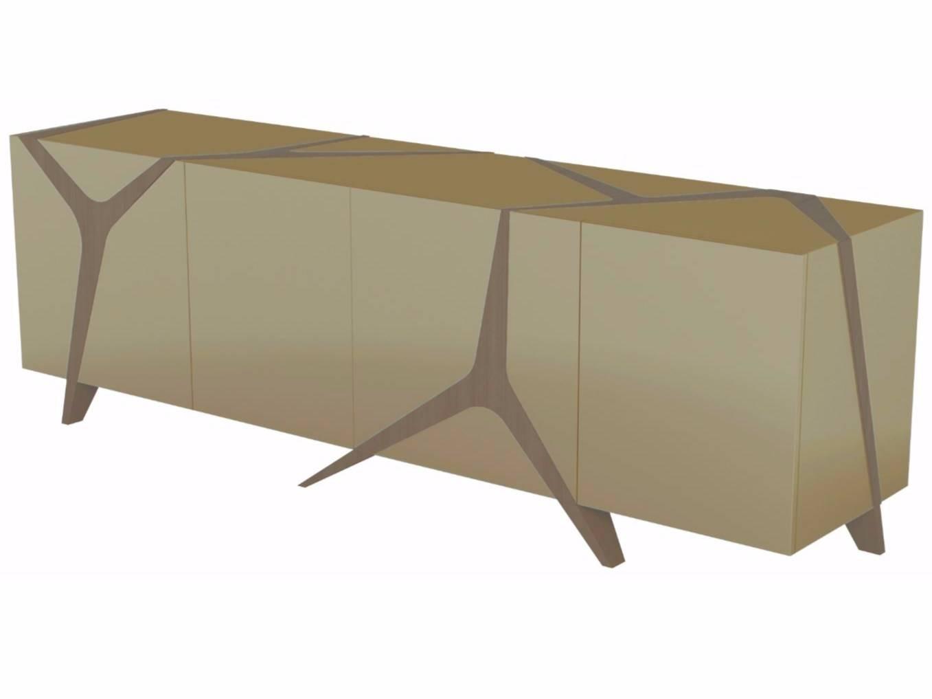 Rosace | Sideboard Les Contemporains Collectionroche Bobois Regarding Latest Roche Bobois Sideboards (#13 of 15)