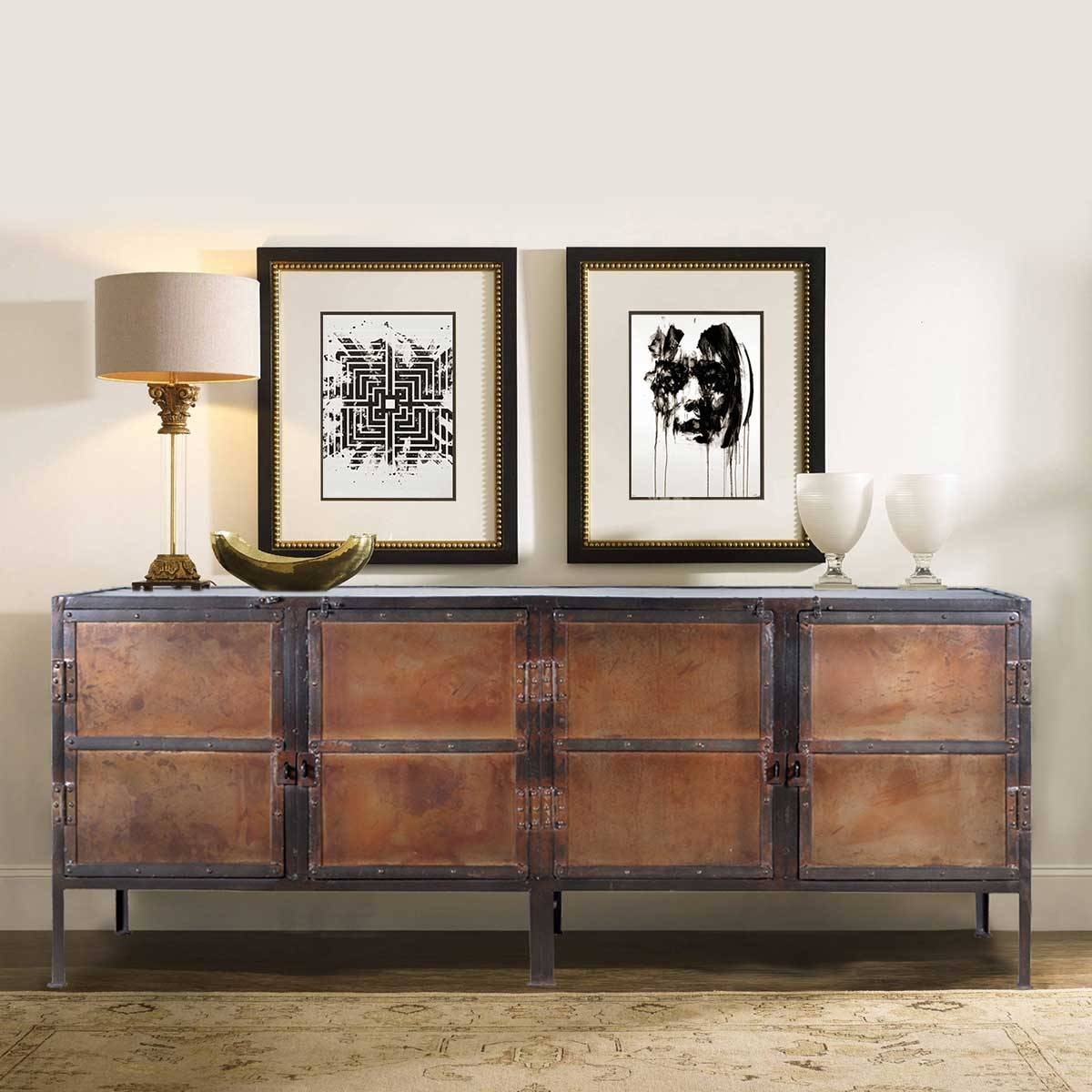 Inspiration about Rustic Buffets Sideboards Inside Most Recently Released Rustic Buffet Sideboards (#10 of 15)