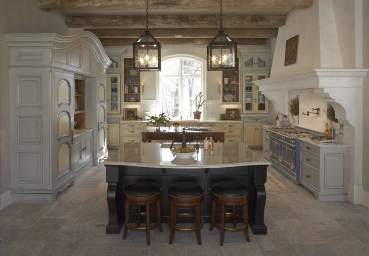 Rustic Pendant Lighting Kitchen – Home Design And Decorating With Most Up To Date Rustic Pendant Lighting For Kitchen (View 15 of 15)