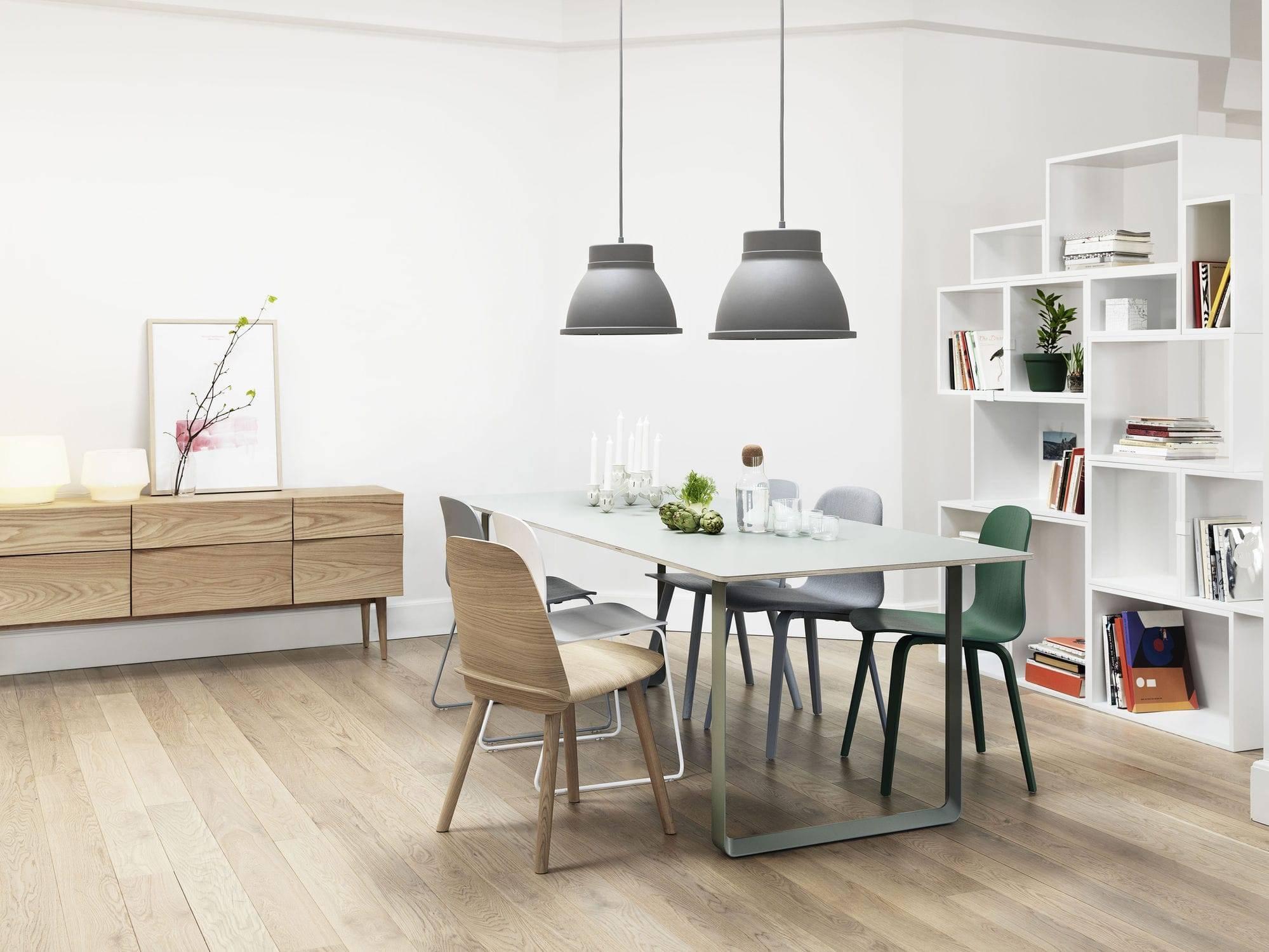 Scandinavian Design Sideboard / Oak – Reflectsøren Rose – Muuto Pertaining To Recent Scandinavian Sideboards (#7 of 15)