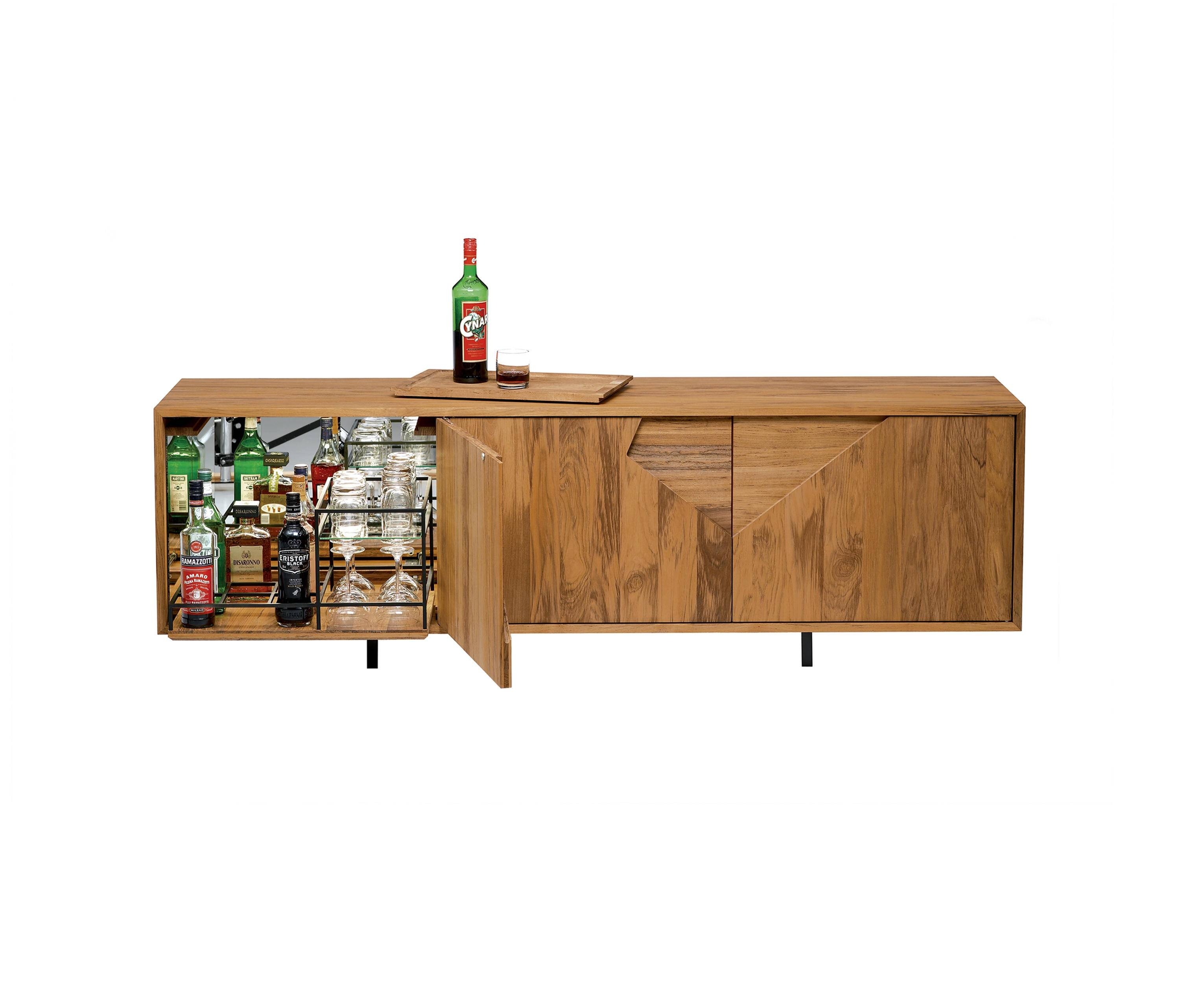 Sepuluh Sideboard – Sideboards From Inchfurniture | Architonic With 2018 Bar Sideboards (#5 of 15)