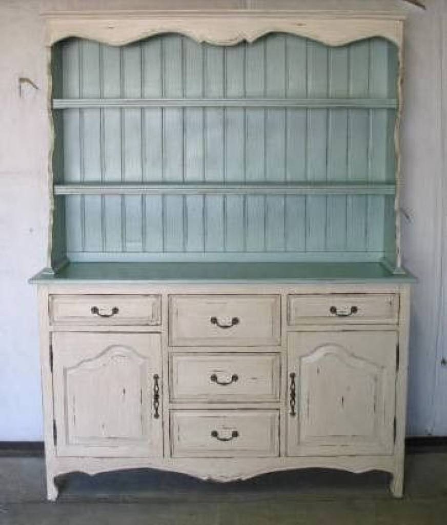 Sideboard 432 Best Hutches Images On Pinterest | China Cabinets Regarding Most Recent Country Sideboards And Hutches (View 3 of 15)