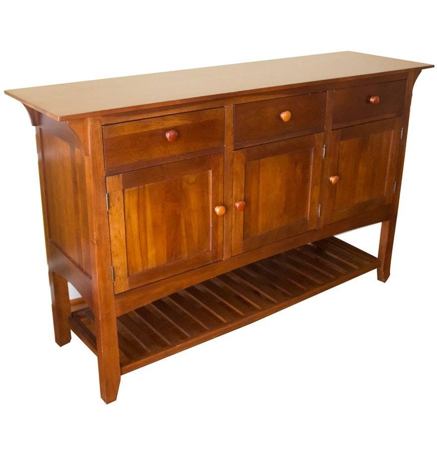 Sideboard: Amazing Ethan Allen Sideboard Furniture Ethan Allen Regarding 2017 Ethan Allen Sideboards (#15 of 15)