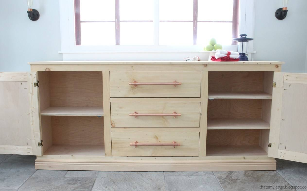 Sideboard : Bali Style Rustic Console Cabinet From Gadogado Com Throughout 2018 Singapore Sideboards And Buffets (#8 of 15)