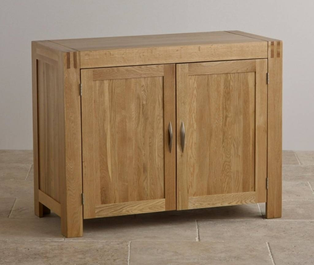 Sideboard Cabinet : Oak Sideboards Prominent Weathered Oak Throughout Most Recently Released Solid Oak Sideboards For Sale (#7 of 15)