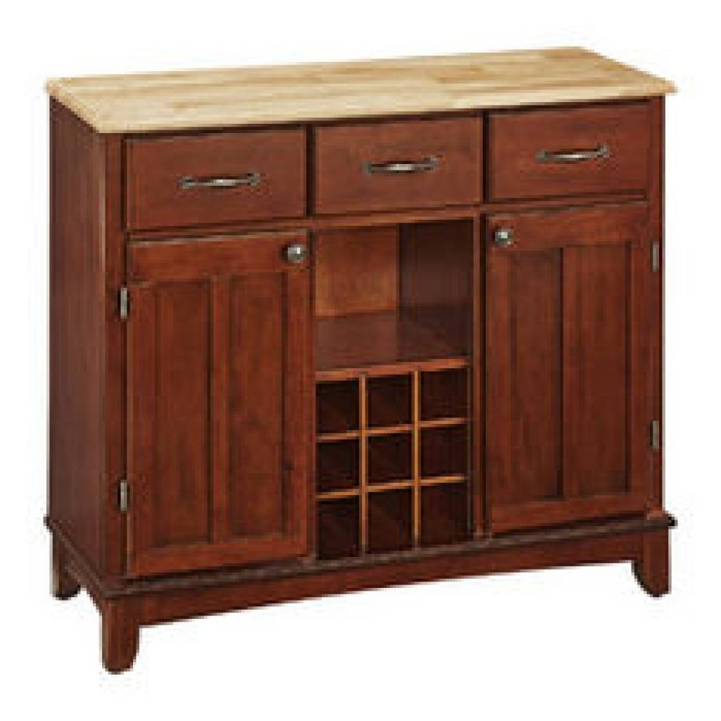 Sideboard Cherry Buffets And Sideboards | Houzz With Regard To Regarding Newest Cherry Sideboards (#11 of 15)