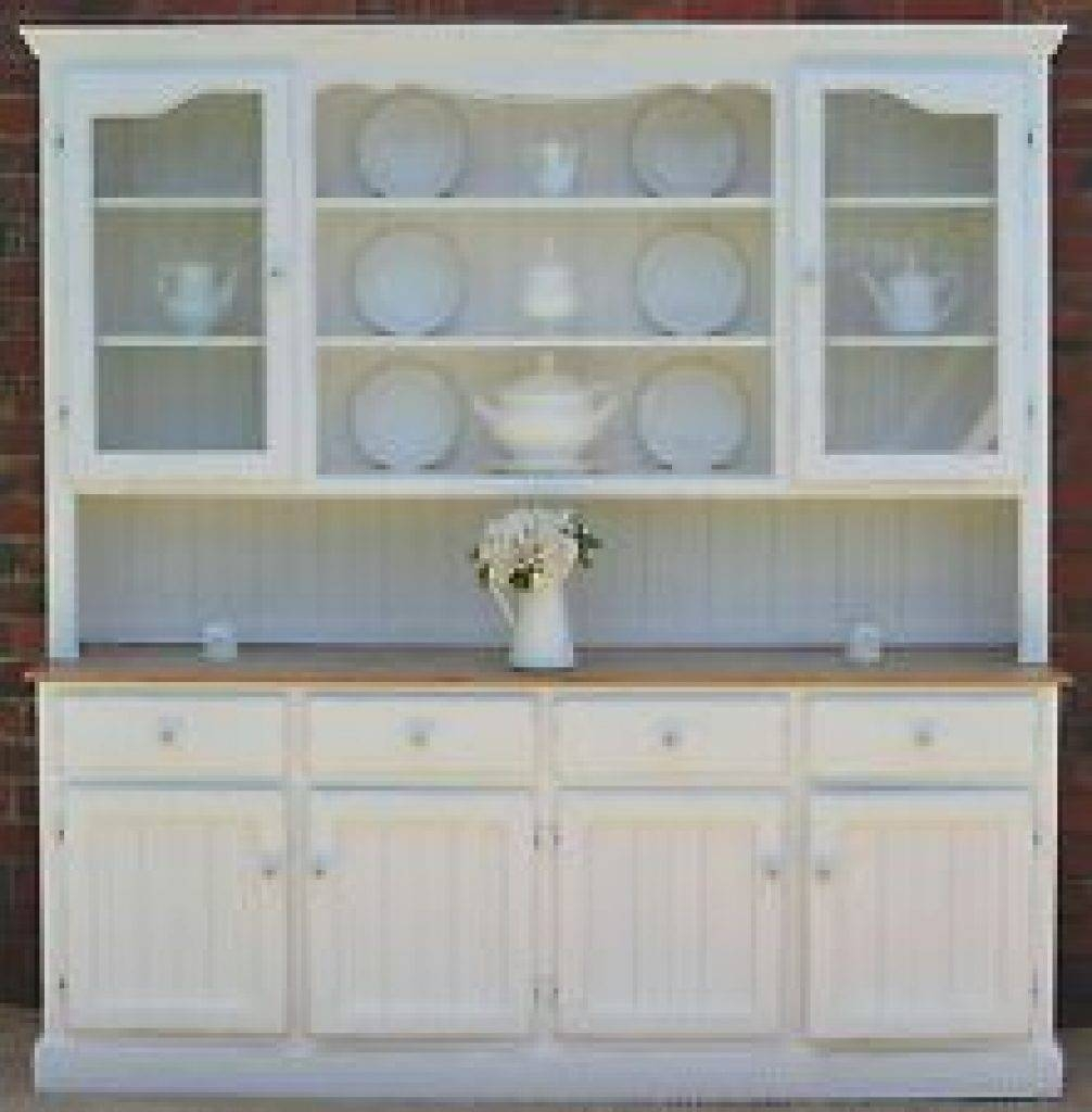 Sideboard Country Farmhouse French Provincial Buffet And Hutch Within Most Current Country Sideboards And Hutches (View 7 of 15)