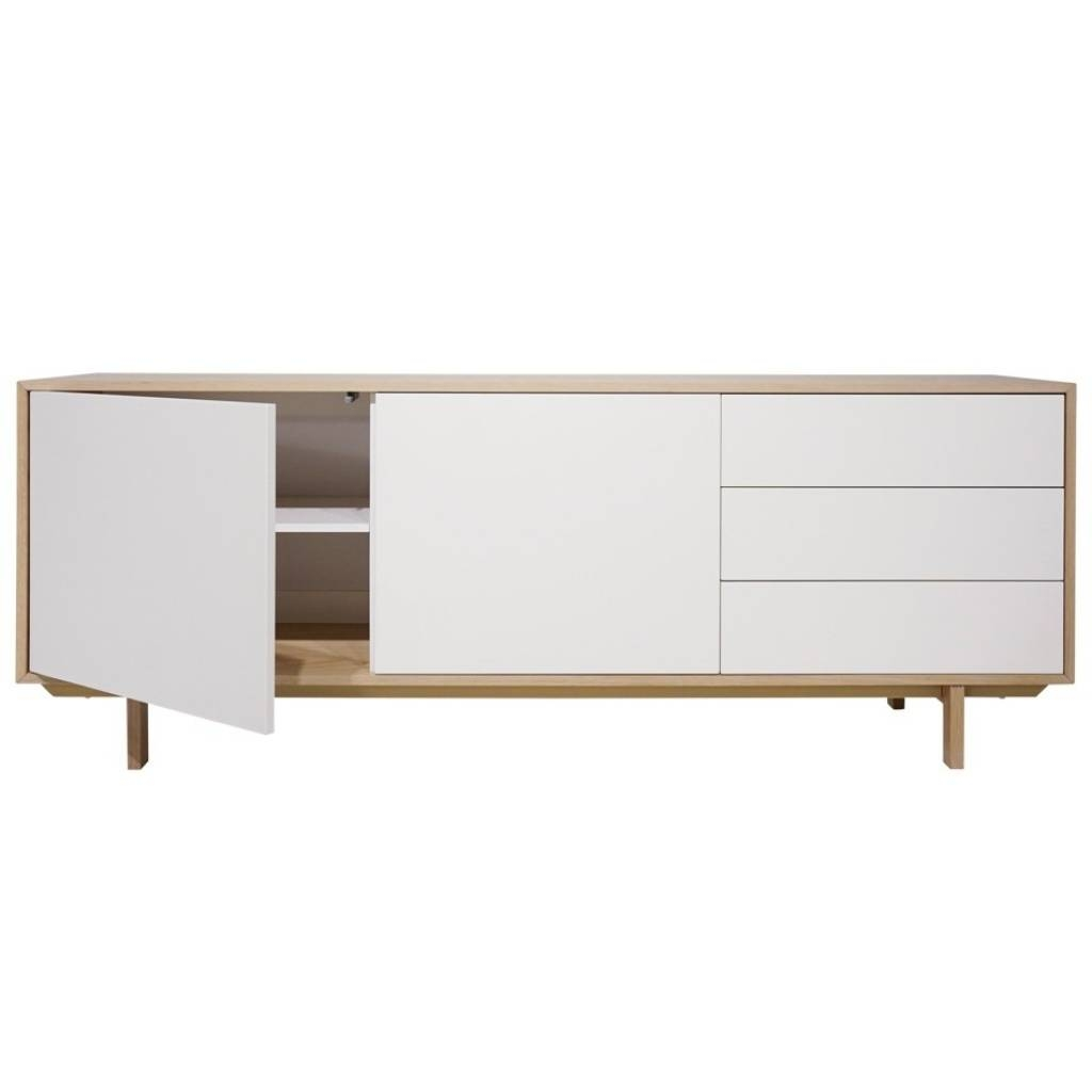 Sideboard Dania Sideboard | Ekeby Möbler Throughout Dania Throughout Most Recently Released Dania Sideboards (#5 of 15)