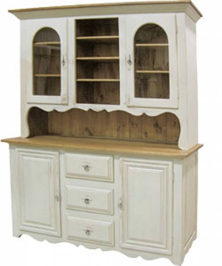 Sideboard French Country Cupboards And Hutches | Kate Madison In Current Country Sideboards And Hutches (View 8 of 15)