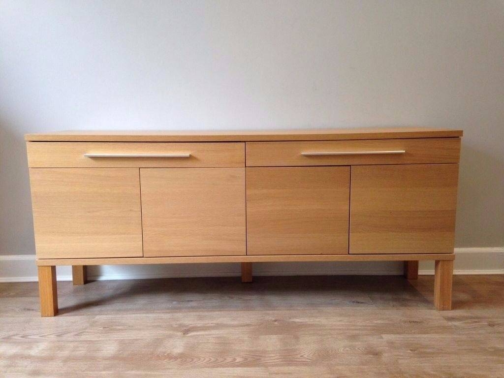 Popular Photo of Ikea Bjursta Sideboards