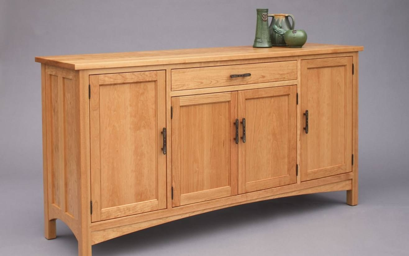 Sideboard : Maple Sideboard Exceptional' Delight Tiger Maple Regarding Most Recently Released Maple Sideboards (View 4 of 15)