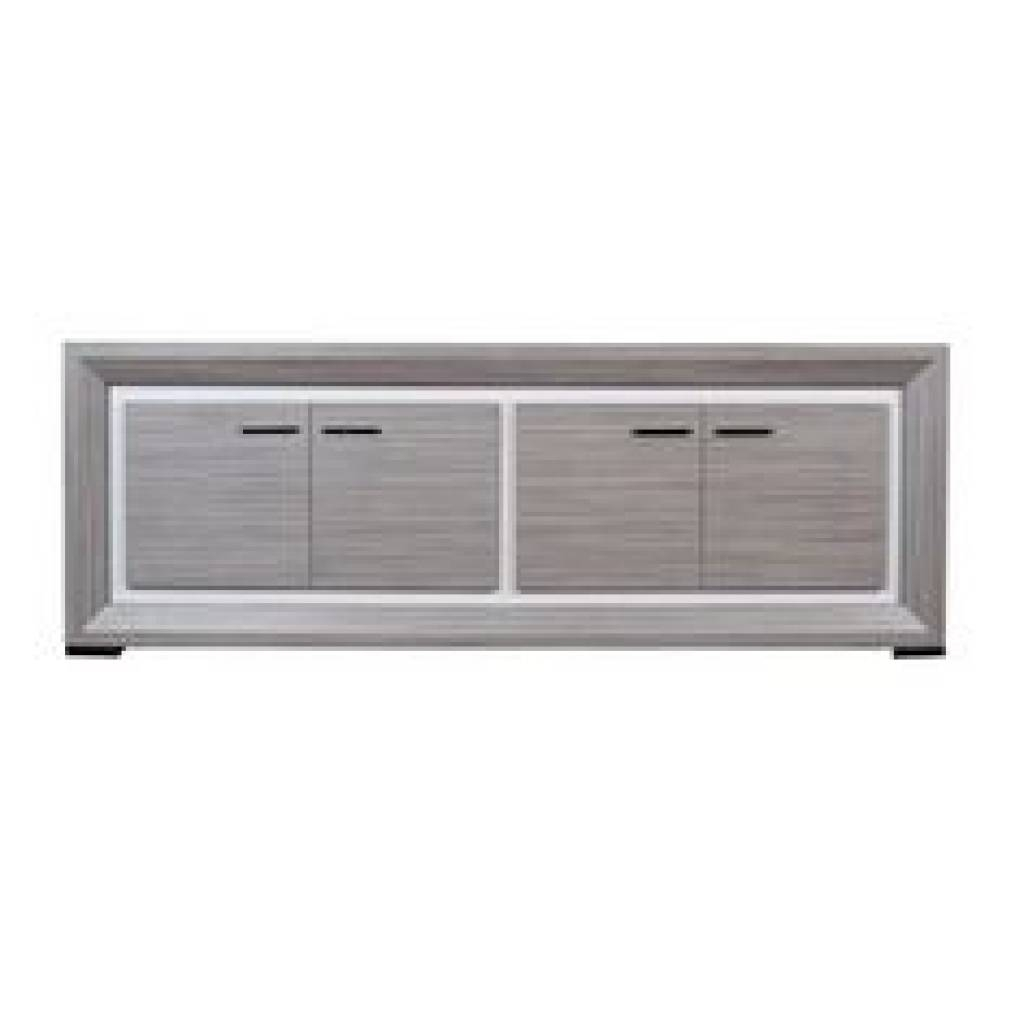 Sideboard Marone 2 Door 4 Drawer Sideboard (#12 of 15)