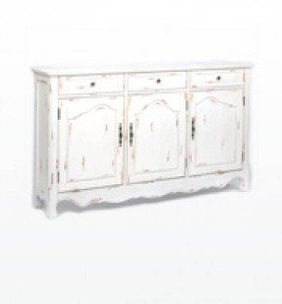 Sideboard Narrow Sideboards And Buffets Foter Throughout White Within 2018 Thin White Sideboards (#12 of 15)