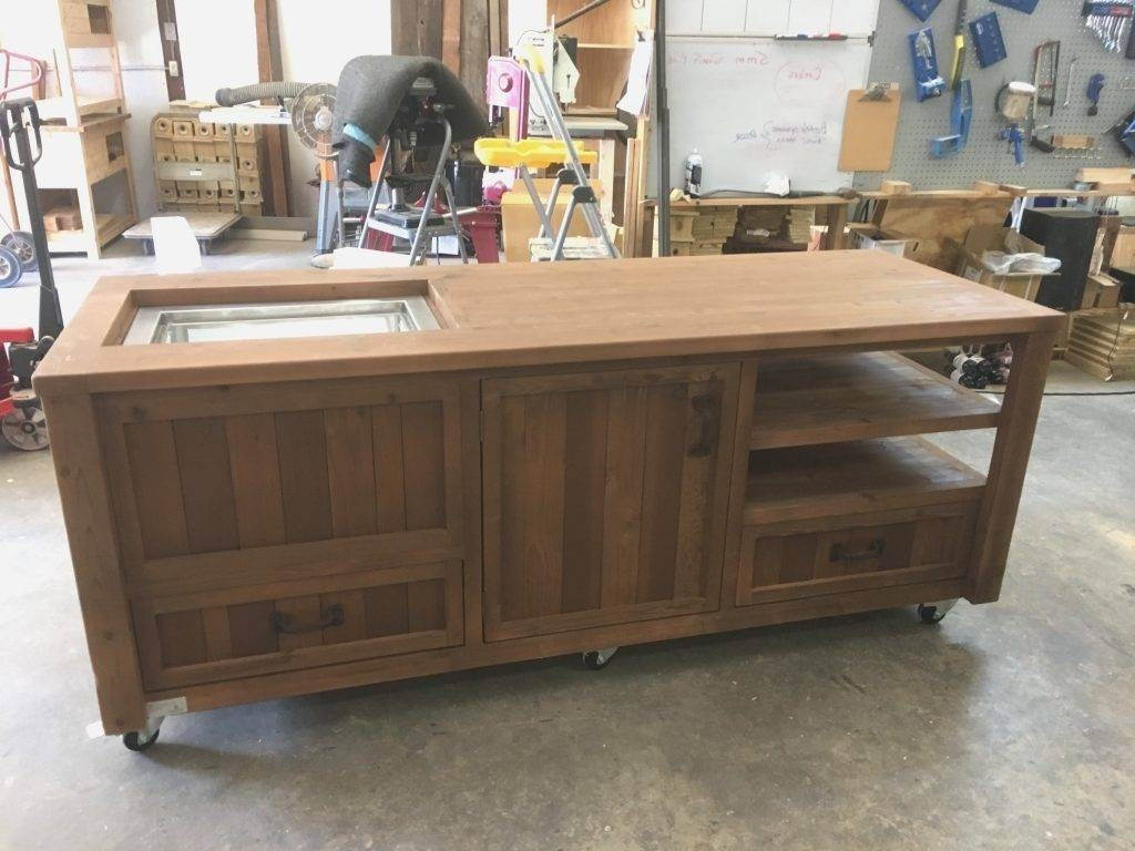 Sideboard Outdoor Sideboards And Buffets: Outdoor Sideboards And With Best And Newest Outdoor Sideboards (#9 of 15)
