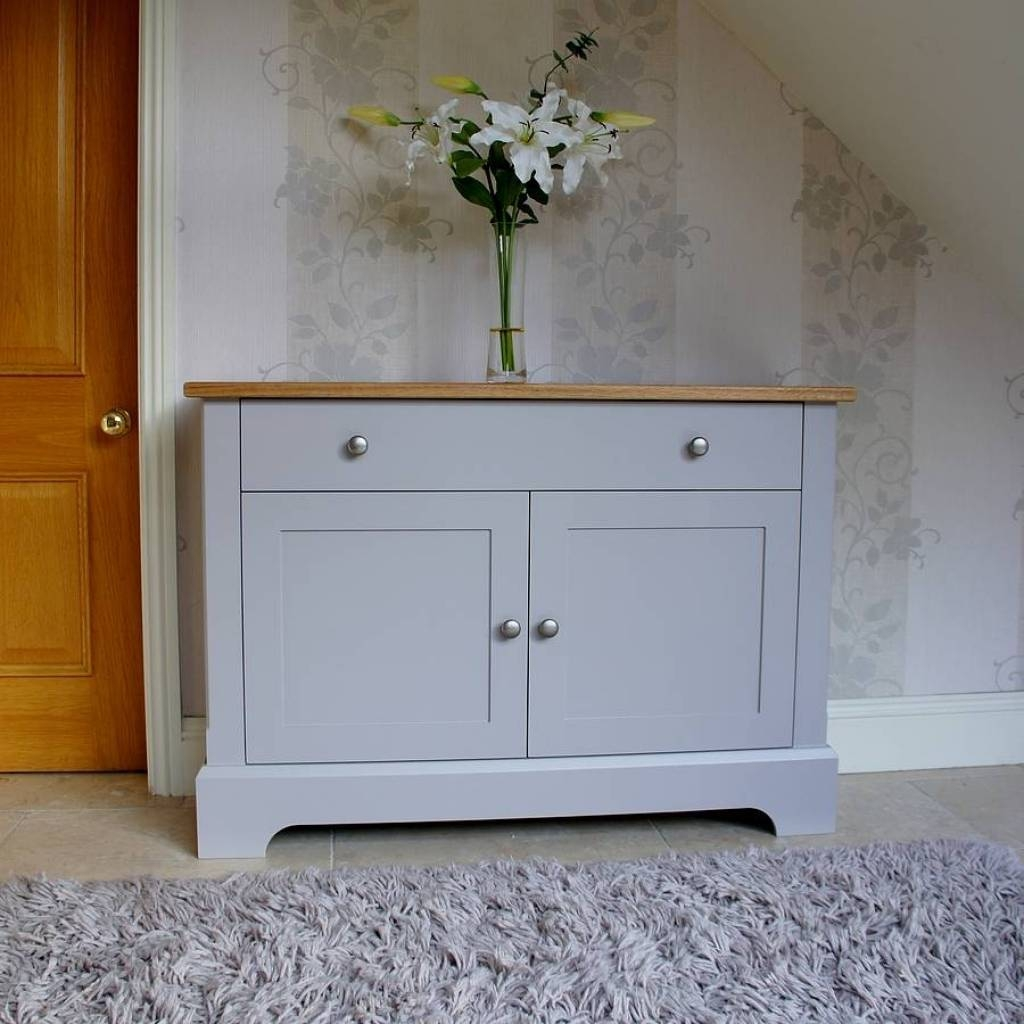 Sideboard Pilsley Sideboard In A Choice Of Sizes And Regarding Most Recently Released Slimline Sideboards (#10 of 15)