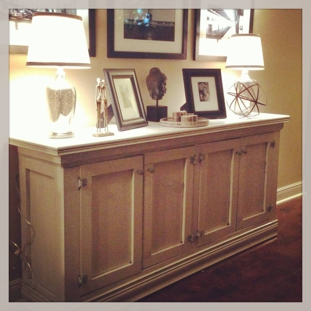 Popular Photo of Pottery Barn Sideboards