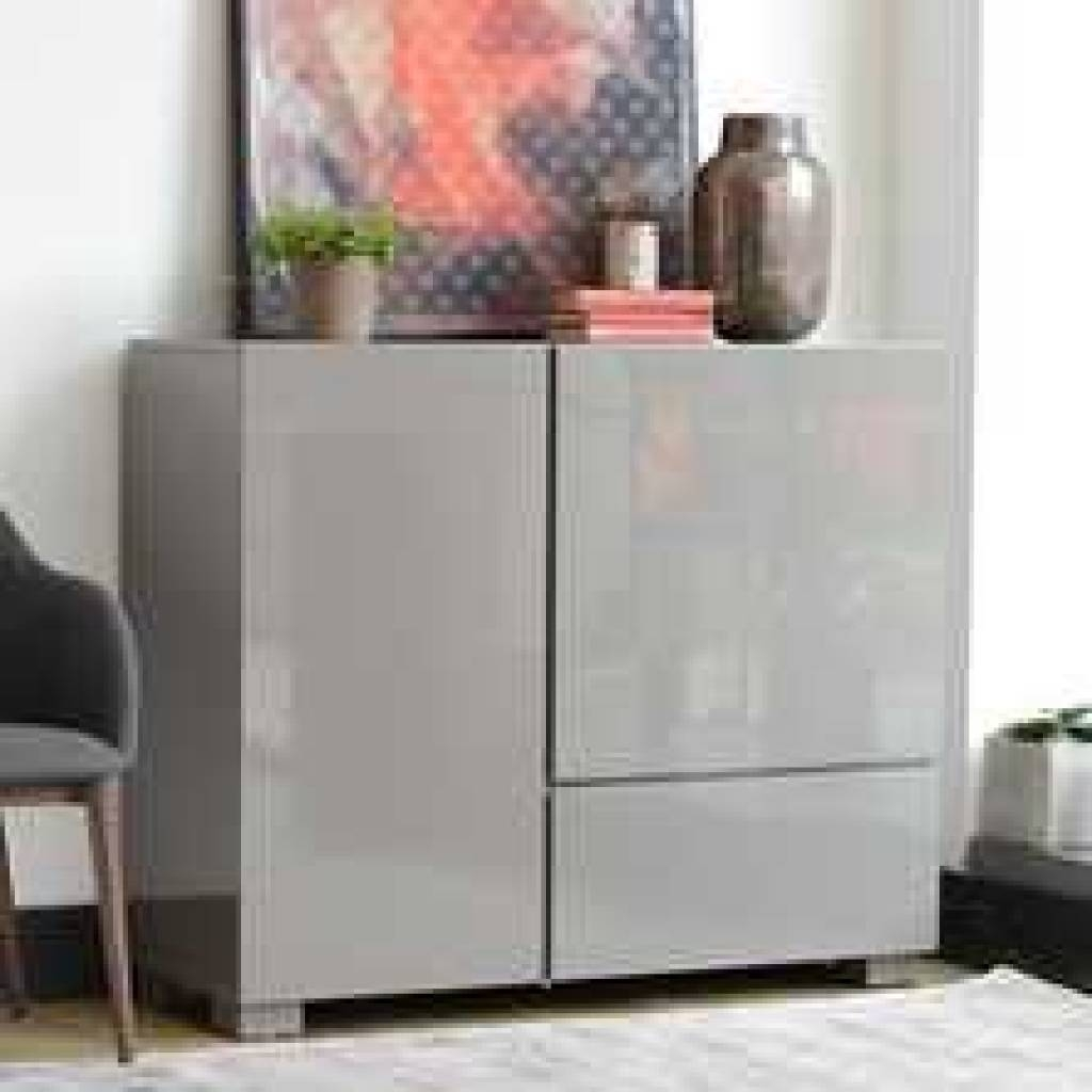 Sideboard Sideboards | Contemporary Dining Room Furniture From For 2018 High Gloss Grey Sideboards (View 15 of 15)