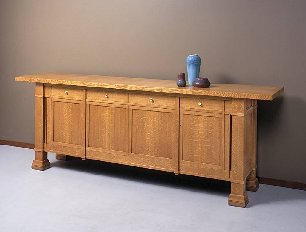 Popular Photo of Danville Sideboards