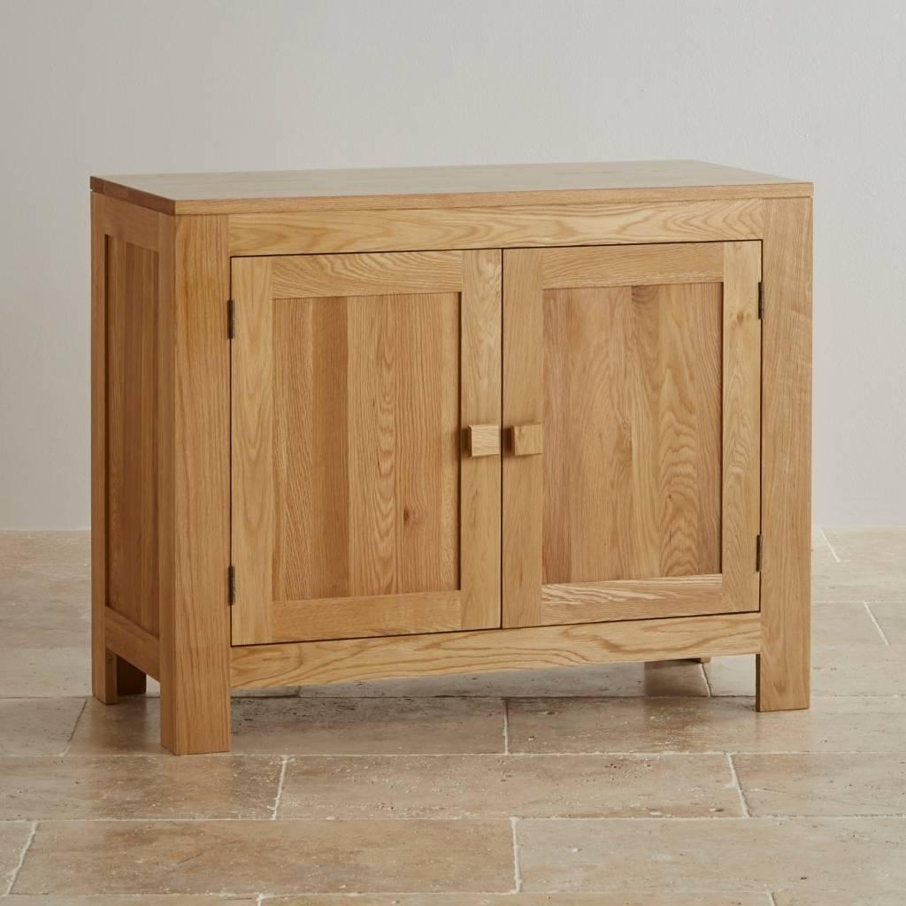 Sideboard Sideboards | Up To 50% Off | Oak Furniture Land Inside For Most Popular Solid Oak Sideboards For Sale (#11 of 15)