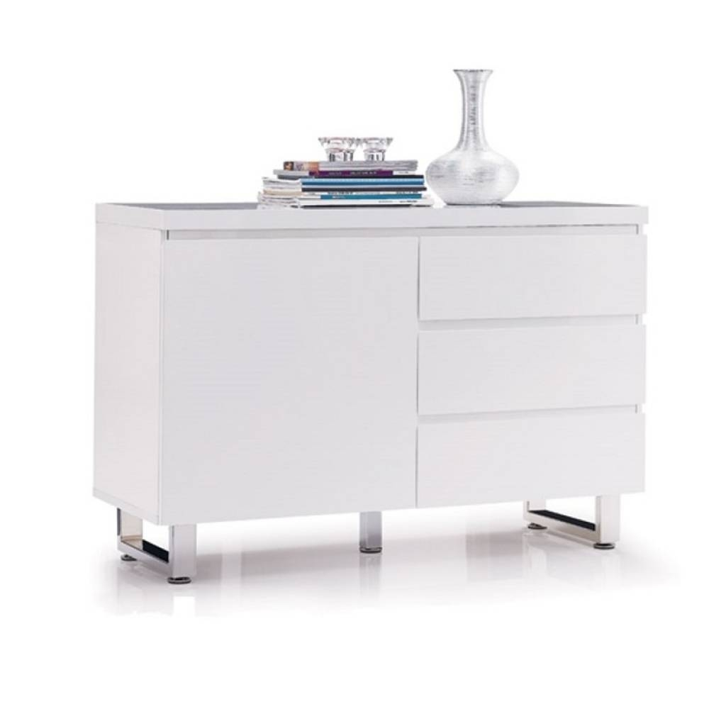 Sideboard Sydney 111 High Gloss Sideboard Furniture Sets Sena Home With 2018 Gloss Sideboard Furniture (#14 of 15)