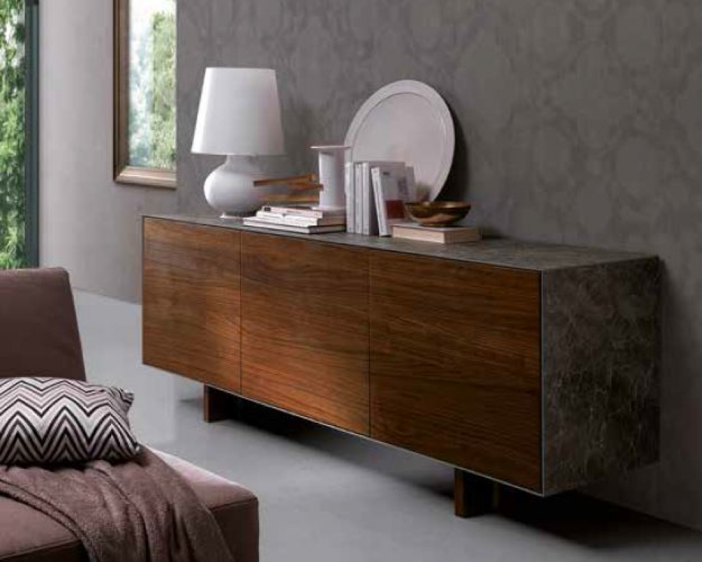 Sideboard Thin Sideboard | Sideboards & Display Cabinets Within Inside Most Popular Long Thin Sideboards (#12 of 15)