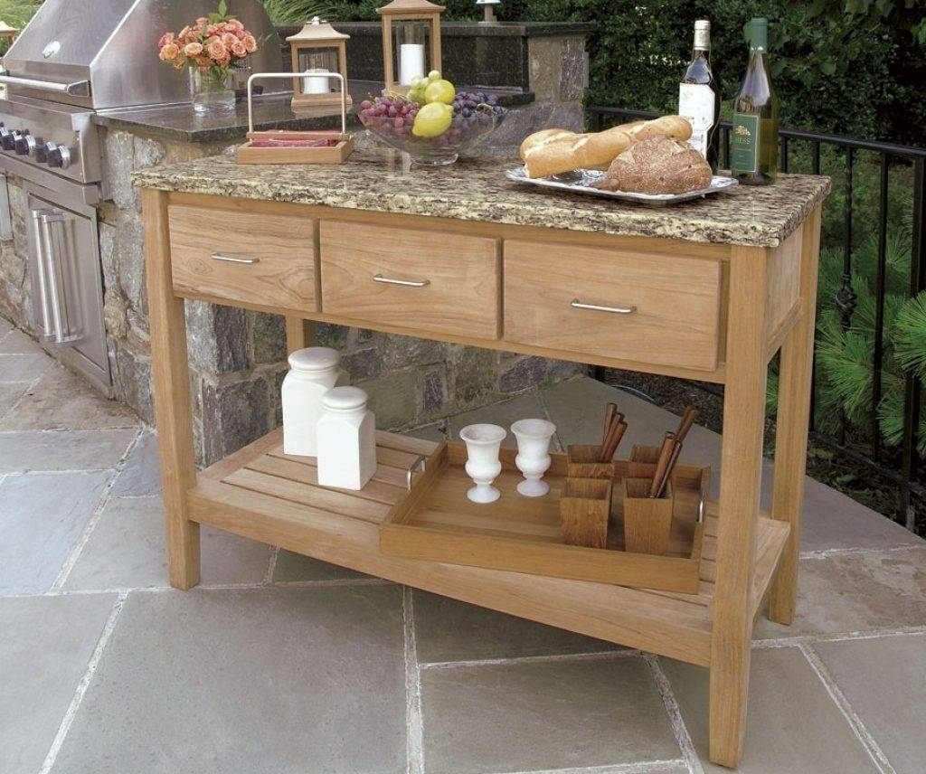 Sideboard Tips For Paint Outdoor Buffet Sideboard Regarding For Latest Outdoor Sideboards (#14 of 15)