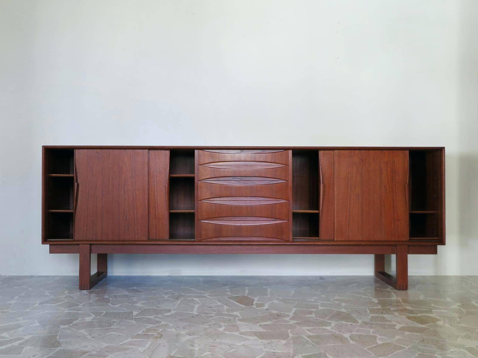 Sideboard Vintage Robert Heritage Rosewood Heals Retro Danish Intended For 2017 50s Sideboards (View 11 of 15)