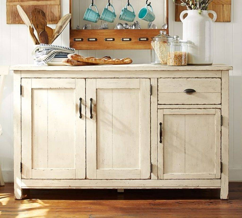 Sideboard Whitfield Buffet | Pottery Barn Intended For Pottery Within 2017 Pottery Barn Sideboards (#15 of 15)