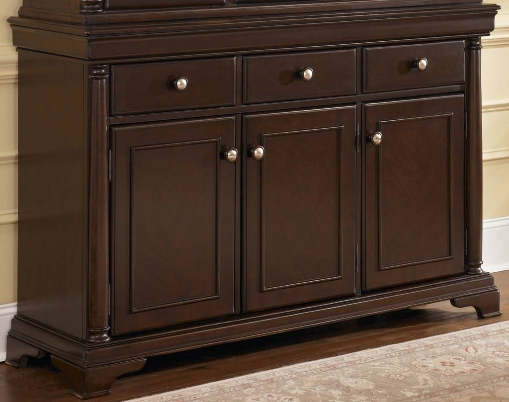Sideboards: Amazing Buffet Sideboards Credenzas For Sale, Buffet Throughout Most Recently Released Ronan Sideboards (View 7 of 15)