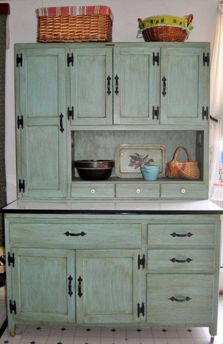 Sideboards: Amazing Kitchen Hutch For Sale Cheap Kitchen Hutches Within Current Kitchen Hutch And Sideboards (#10 of 15)