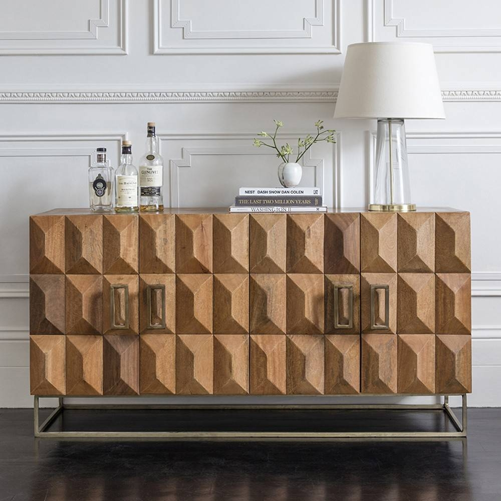 Sideboards & Bar Cabinets  Type – Furniture For Most Recent Sideboards Cabinets (#7 of 15)