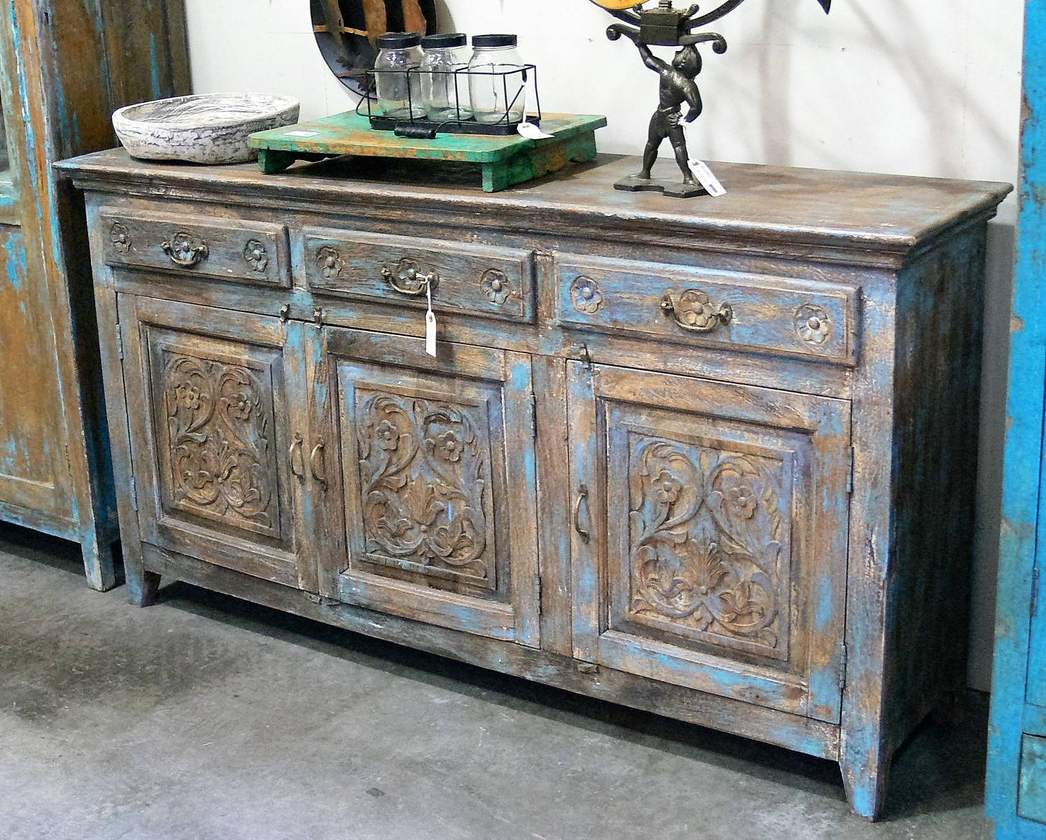 Sideboards & Buffets » Market Imports – Home, Patio, Antiques Within Most Up To Date Sideboards And Buffets (#11 of 15)