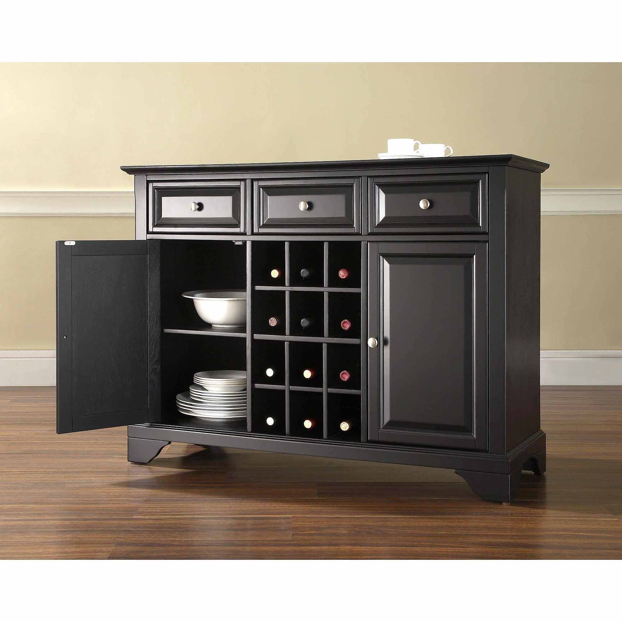 Sideboards & Buffets – Walmart With Best And Newest Buffets And Sideboards (#14 of 15)