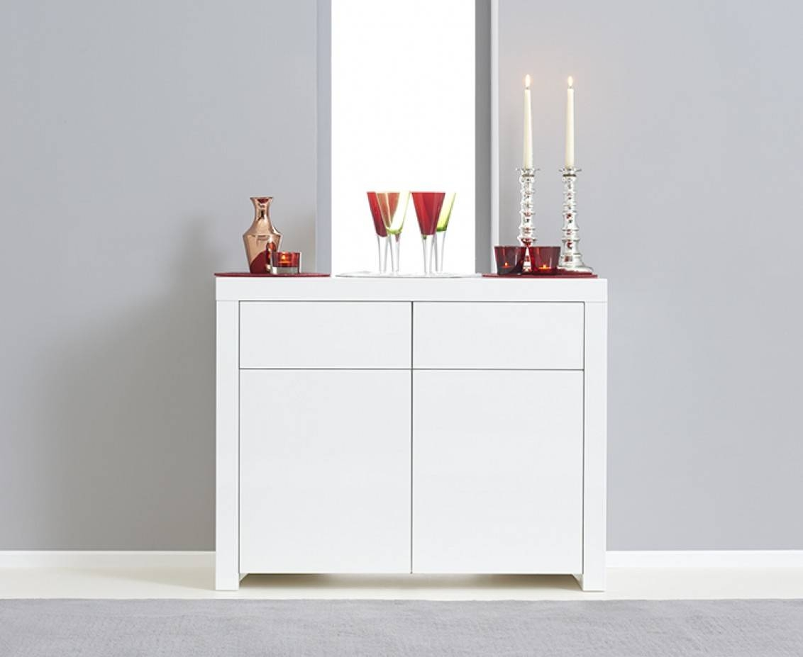 Popular Photo of Gloss Sideboard Furniture