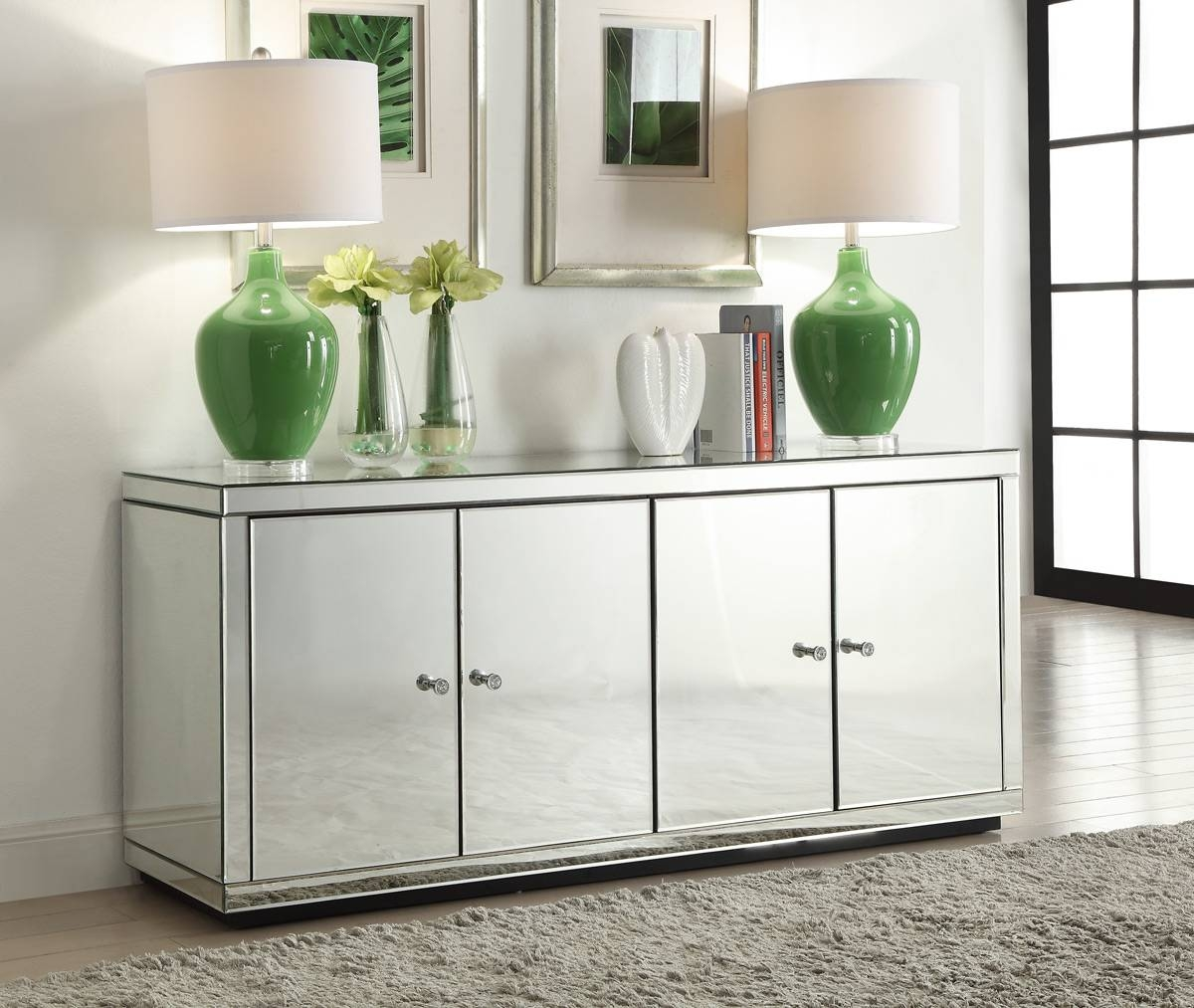 Sideboards Pertaining To Most Current Mirror Sideboards (View 14 of 15)