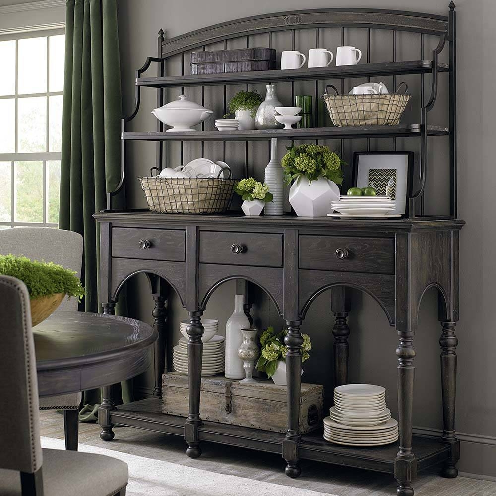 Popular Photo of Sideboards With Hutch