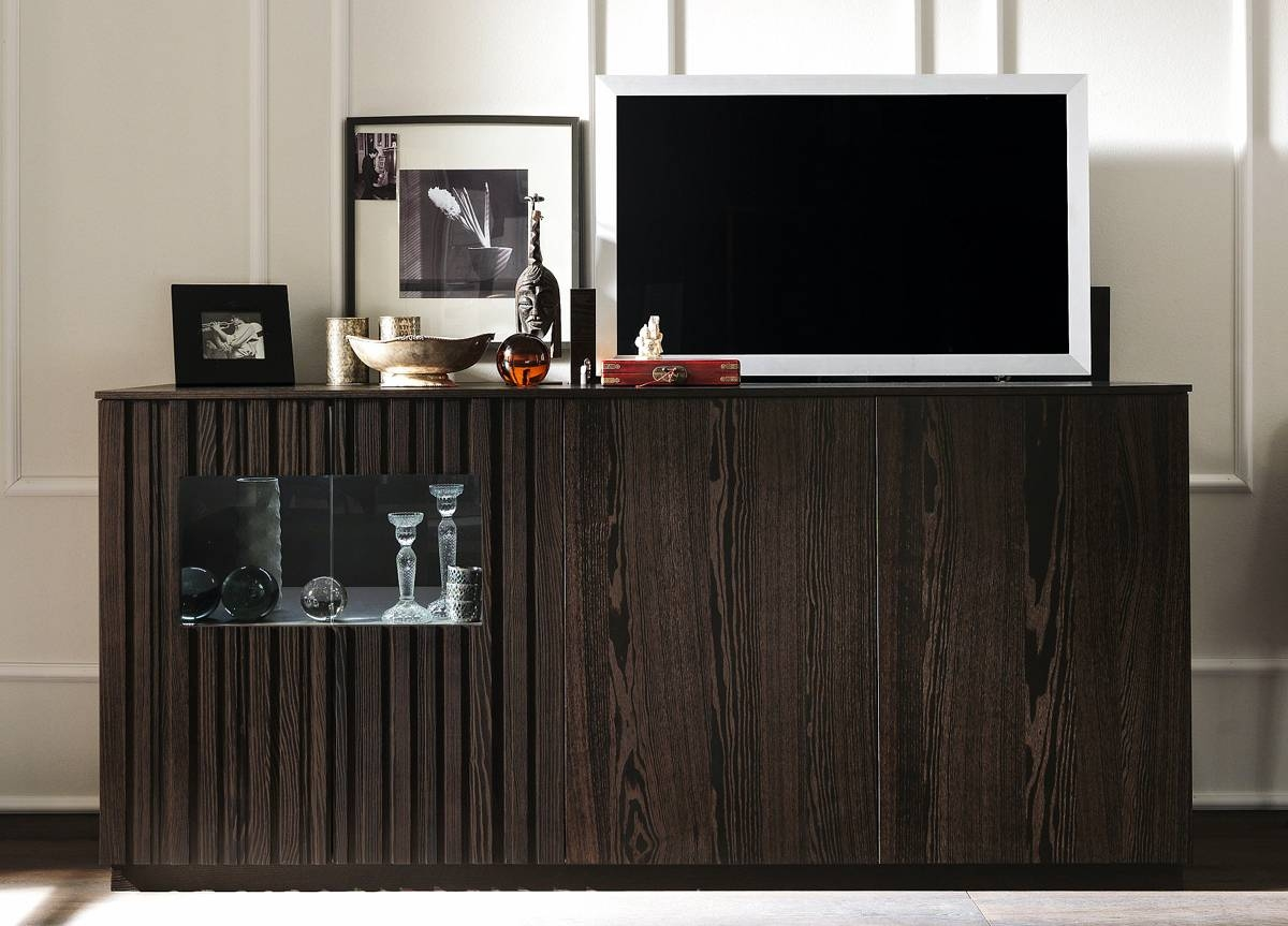 Sma Symphonia Tv Unit/sideboard – Sma Mobili At Go Modern Furniture For Most Recently Released Sideboards And Tv Units (#12 of 15)