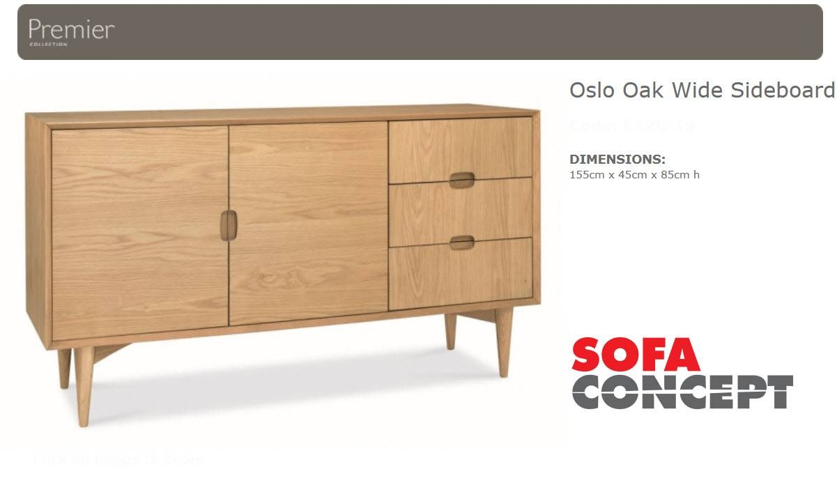 Stockholm Sideboard Natural – Sofa Concept For Recent Stockholm Sideboards (#14 of 15)