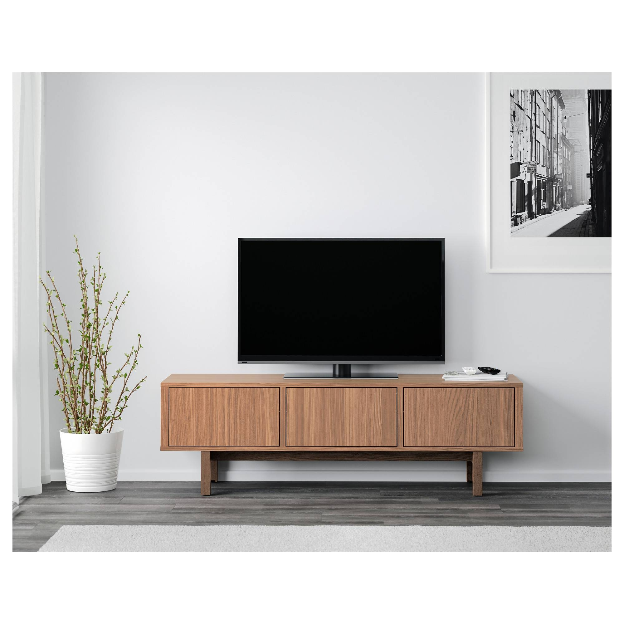 Stockholm Tv Unit – Ikea Within Recent Ikea Stockholm Sideboards (#15 of 15)