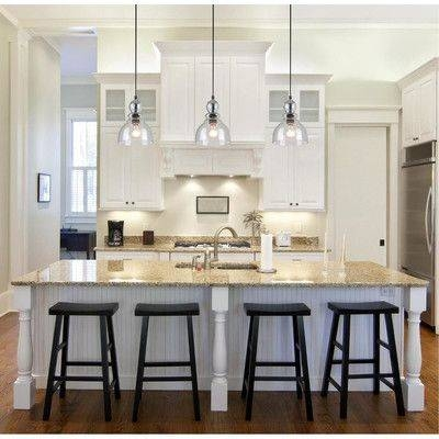 Stunning Pendant Kitchen Lighting Over Island Lights With Regard Pertaining To Most Recently Released Pendant Lighting Over Island (#15 of 15)
