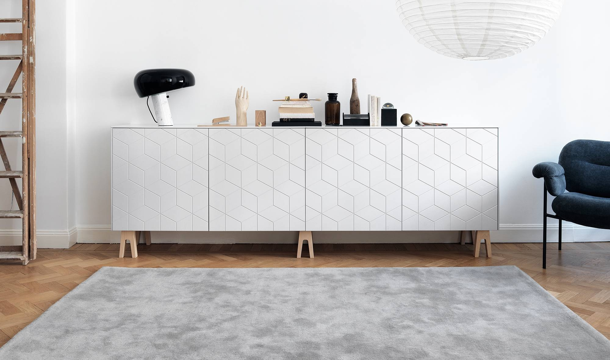 Popular Photo of Ikea Besta Sideboards