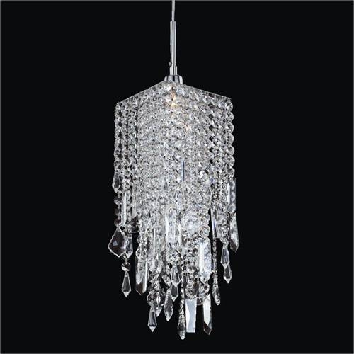 The 25 Best Crystal Pendant Lighting Ideas On Pinterest Intended Pertaining To Recent Crystal Teardrop Pendant Lights (#15 of 15)