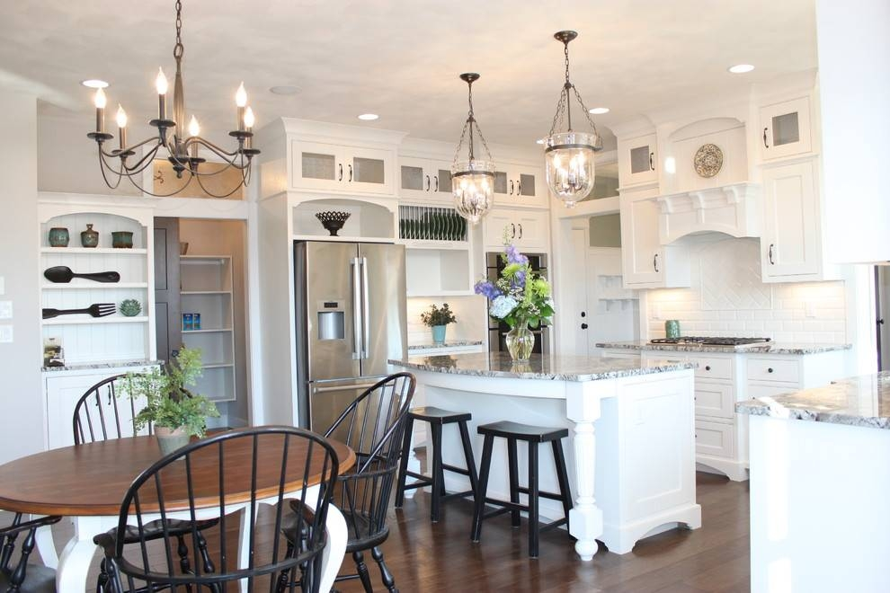 The Most Incredible Farmhouse Pendant Lighting For Home Style With Regard To Recent Country Pendant Lighting For Kitchen (View 14 of 15)