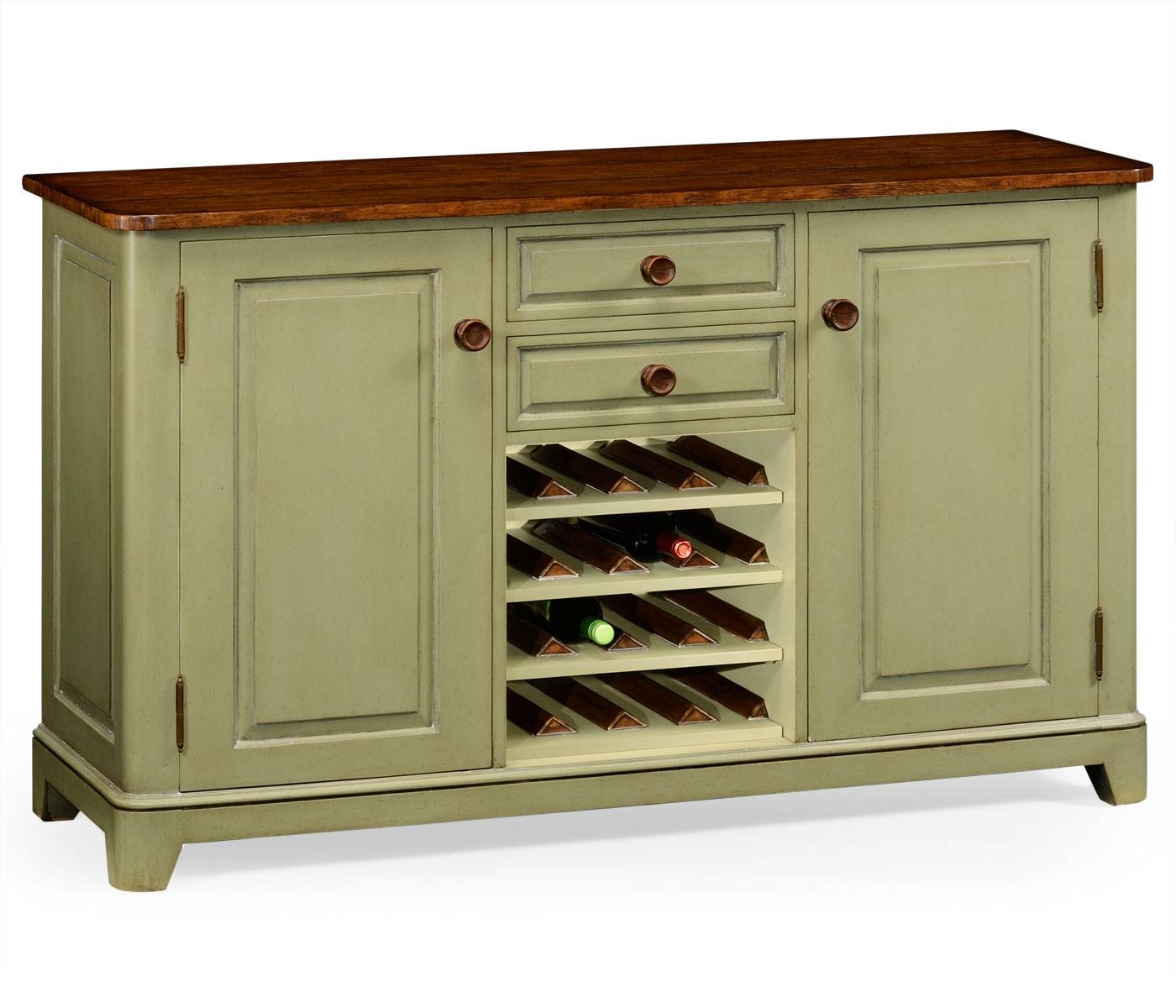 Things To Know About Sideboard With Wine Racks Bonnie Is Good Pertaining To 2018 Sideboards With Wine Rack (#15 of 15)