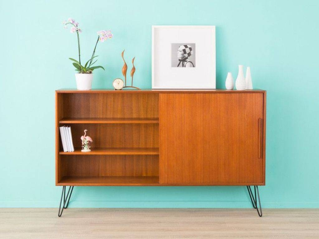 Turquoise Sideboard Interior Design — Rocket Uncle Rocket Uncle In Best And Newest Turquoise Sideboards (#11 of 15)