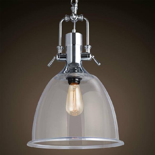 Ultimate Industrial Glass Pendant Lighting Nice Pendant Decorating Regarding Best And Newest Industrial Glass Pendant Lights (#13 of 15)